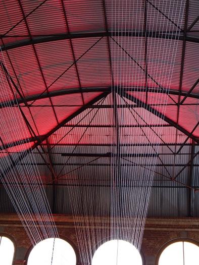 Wool installation