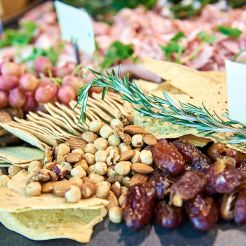 Italian inspired delights